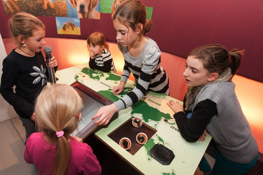 Science Center experimenta in Heilbronn, HeilbronnerLand